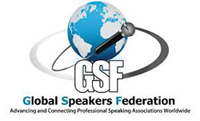 Member of the Global Speakers Federation